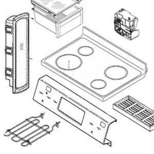 Dishwasher Kit Conversion - Whirlpool W10322576 Tall Tub Portable To Undercounter Dishwasher Conversion Kit