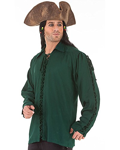 Poet's Pirate Patrickson Shirt