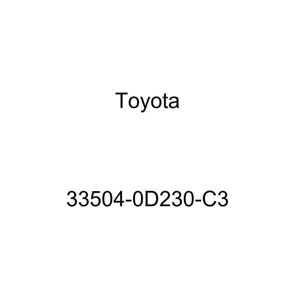 TOYOTA Genuine 33504-0D230-C3 Shift Lever Knob Sub Assembly