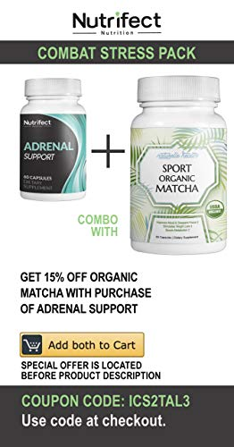 Nutrifect Nutrition Adrenal Support Supplements Keep You