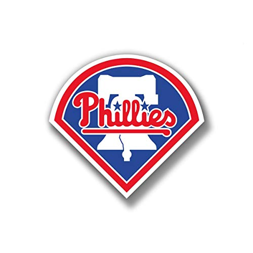 (Philadelphia Phillies Baseball car & Truck Vehicle Decals/Stickers 4.3