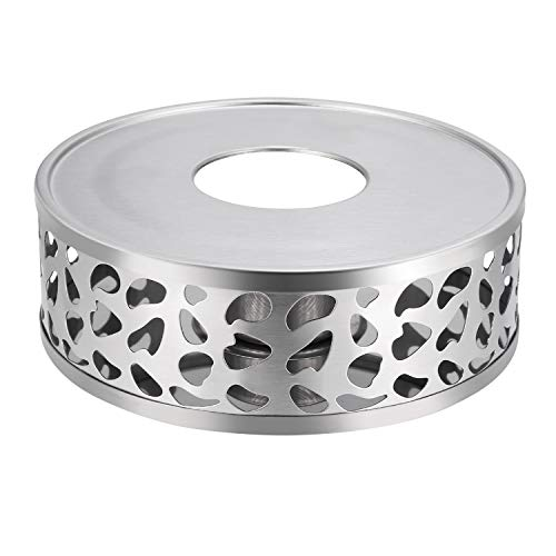 tea pot with candle warmer - 3