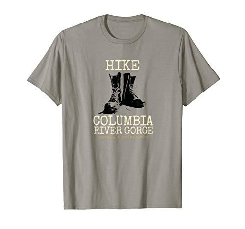 Columbia River Gorge T-Shirt, Hike Columbia River Gorge Tee