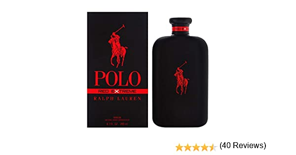 Polo Red Extreme by Ralph Lauren Eau De Parfum Spray 6.7 oz / 200 ...