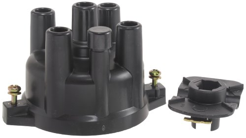 Wells 15613 Distributor Cap and Rotor Kit (Cap Rotor Replacement And)