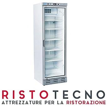 nevera Vitrina frigovetrina Bebidas. L 325 - dim. CM. 60 × 62,4 ...