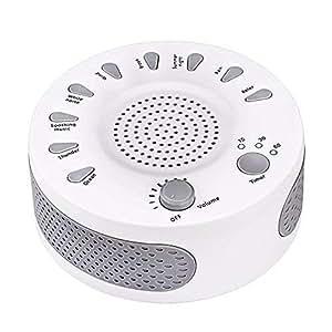 Amazon Com White Noise Machine Portable Sleep Sound