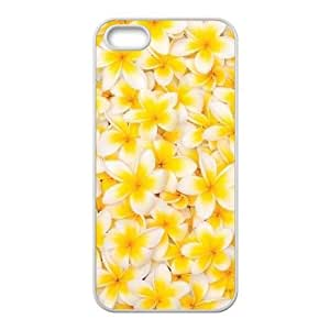 Red Hawaii Flower Unique Fashion Printing Phone Case for Iphone 5,5S,personalized cover case ygtg606483