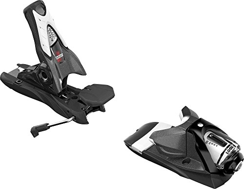 Look SPX 12 Dual WTR Ski Bindings - 2018 - 100 mm brake, Black/Sparkle