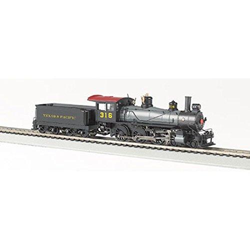 Bachmann Industries Baldwin 52'' Driver 4-6-0 Dcc Ready Locomotive - Texas Pacific #316 - (1: 87 HO Scale)