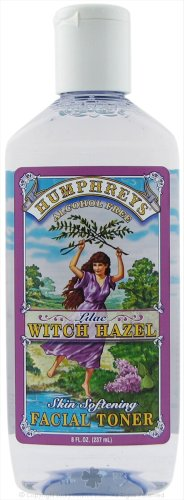 Witch Homeopathic Remedies Hazel (Humphrey's Homeopathic Remedy Lilac Witch Hazel Facial Toner - 8 fl oz)