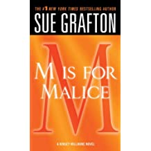"""M"" is for Malice: A Kinsey Millhone Novel"