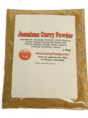 100g Jamaican Curry Powder