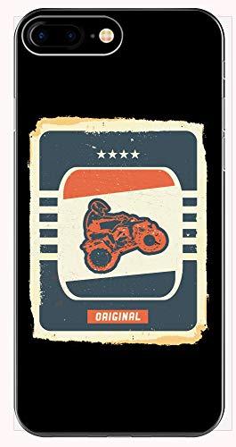 ATV Vintage Gas Sign Gift Retro Quad Bike - Phone Case iPhone 6+, 6S+, 7+, 8+
