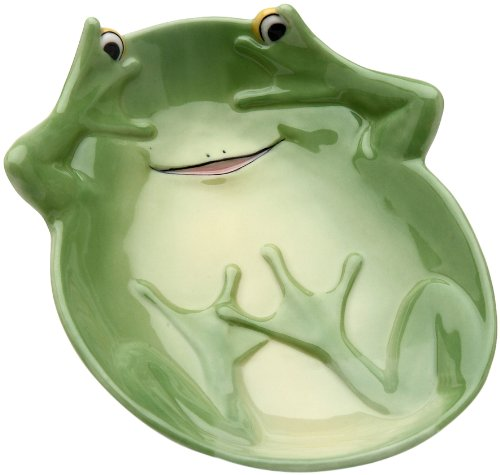 - Appletree 5-1/4-Inch Porcelain Candy Dish, Set of 2