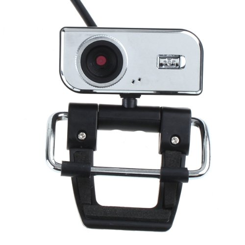 Kingzer Stylish 360¡ãUSB 0.3 MP HD Webcam PC Camera Video Web Cam for Laptop Desktop from KINGZER