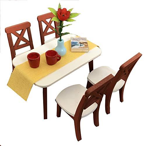 Inusitus DIY Dollhouse Dinning