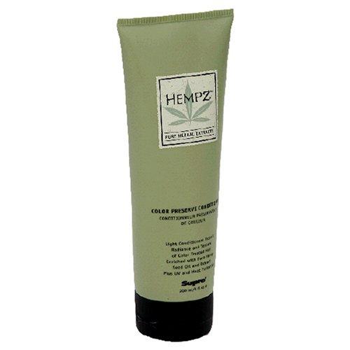 Hempz Herbal Color Conditioner, 8-Ounces