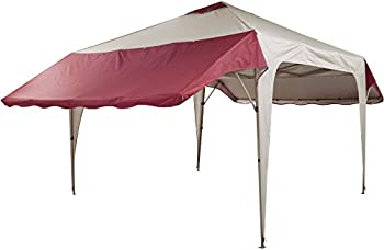 Ozark Trail 10' x 10' Gazebo with Two 4' Awnings