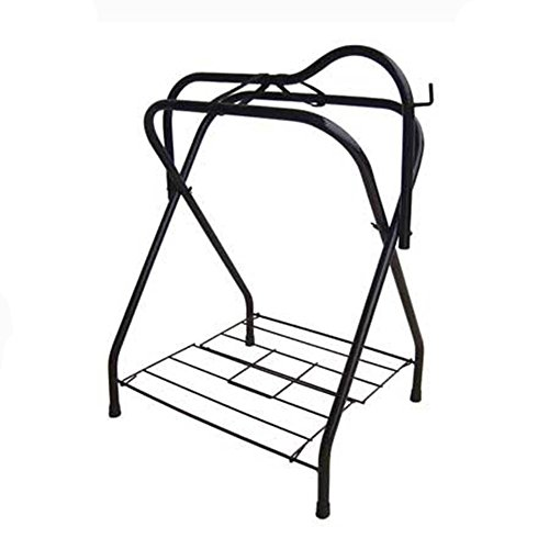 BACKYARD EXPRESSIONS PATIO · HOME · GARDEN 909087 Folding Saddle Rack, One Size ()