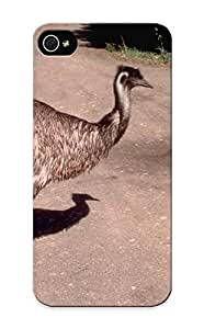 Awesome Design Animal Emu Bird Australian Hard Case Cover For Iphone 5/5s(gift For Lovers) by heywan