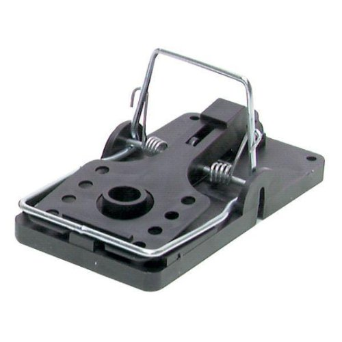 Catch Mouse Trap (The Original Big Snap-E ® Mouse Rat Trap, Easy Set, Re-usuable, Durable, Easy to Bait, Provides a sure)