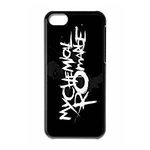 James-Bagg Phone case - My Chemical Romance Music Band Pattern Protective Case For Iphone 5c Style-11