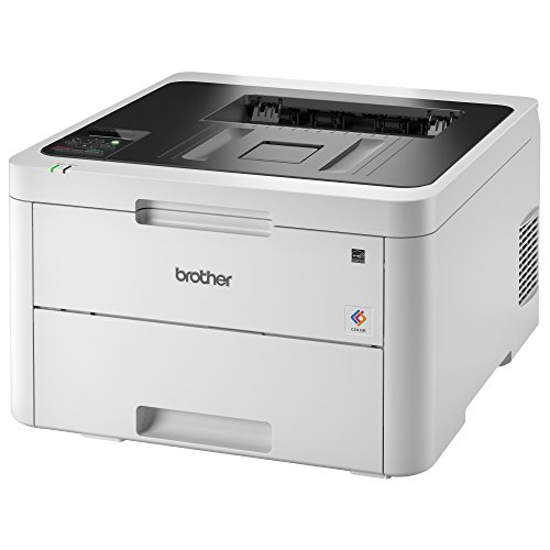 Brother HL-L3230CDW Compact Color Printer Providing Printer Quality Wireless Printing and Printing, Amazon Dash Enabled