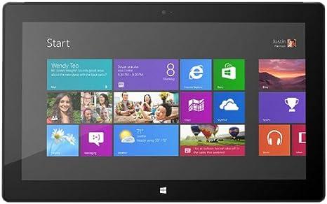 Microsoft Surface Pro Tablet 128 GB Hard Drive, 4 GB RAM, Windows 8 Pro -  English: Amazon.ca: Computers & Tablets
