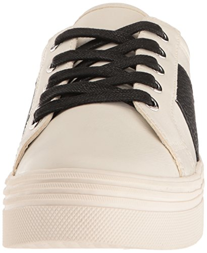 Dolce Sneaker Donne Tavina Della In Bianca Pelle Delle Vita UXwxt1d