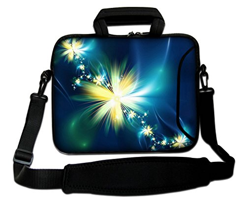 and MacBook Aluminum for Retina Apple MacBook Soft Case Laptop PowerBook MacBook Air Design With Strap Unibody Handle Pro Notebook Bright Bag Shoulder Flower iBook Sleeve MacBook Pro MacBook BR8O1xq