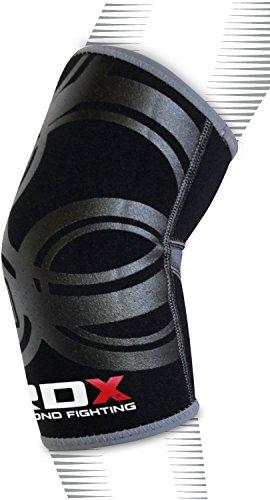 RDX Ellbogenbandagen Ellbogenschützer Compression Unterstützung Stützbandage Ellenbogen (Das Paket Enthält Einzelstück)