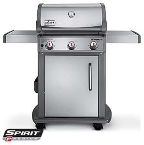 WEBER-STEPHEN PRODUCTS 46500401 Spirit SP310 LP Grill