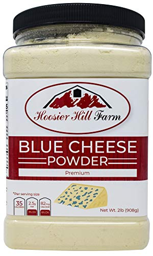 Blue Cheese Powder by Hoosier Hill Farm 2 lb, Hormone free