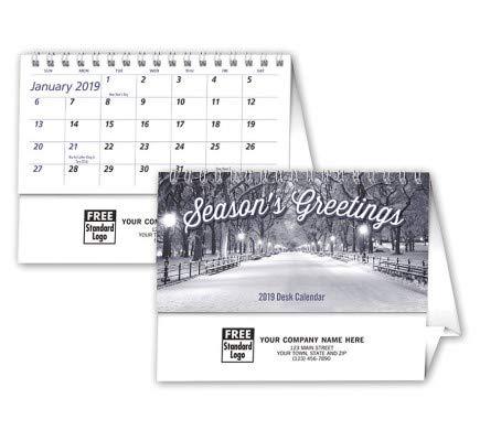 2019 Econo Desk Calendar