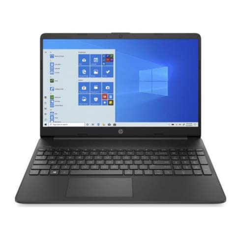 HP 15 10th Gen Intel Core i3 15.6-inch FHD Alexa Built-in Laptop (i3-10110U/4GB/1TB HDD/Win 10/MX130 2GB Graphics/ MS Office/Jet Black/1.74kg), 15s-du2060TX