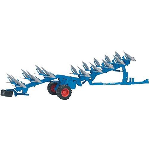 Reversible Plow - Lemken Semi mounted reversible plow