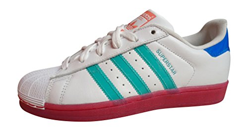 white adidas scarpe da sneakers BB4307 pink scarpe Superstar Originals 4qr4nBY