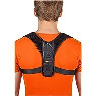 [New 2019] Posture Corrector for Women Men - FDA Approved Back Brace - Posture Brace - Effective Comfortable Adjustable Posture Correct Brace - Posture Support - Kyphosis Brace