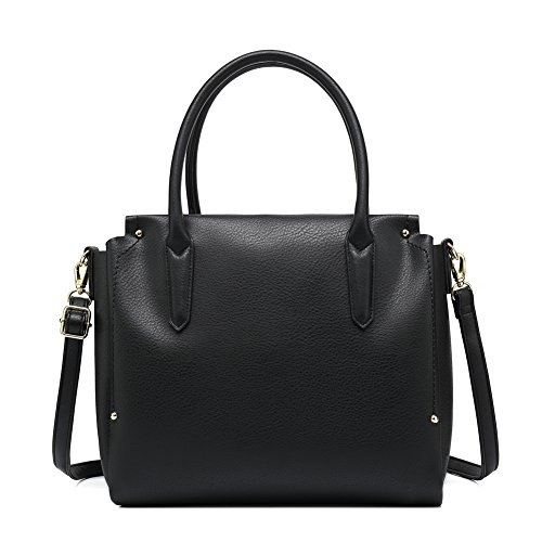 S Lady Handbag Collection - Tote Bag For Women Garnet Black2