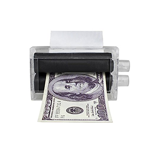 (Feamos Magic Trick Easy Money Printing Machine Money Maker for Fun Pack of 1)