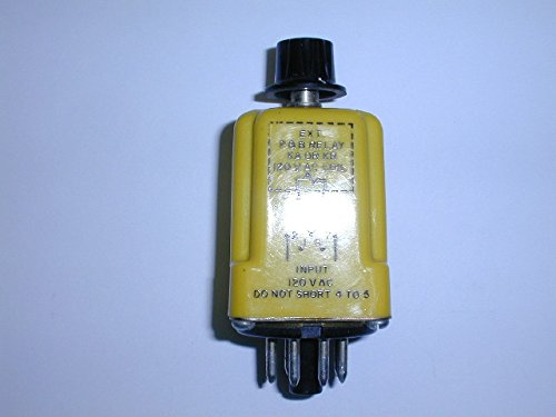 CDB-21-70003 .1 to 10 Second Time Delay for use with External KRP or KRPA Relay (1 unit)