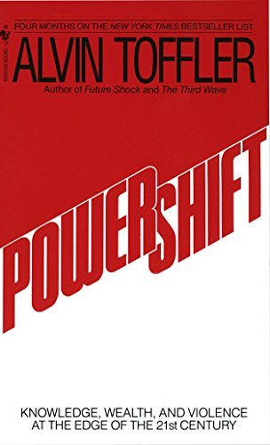Powershift by Alvin Toffler