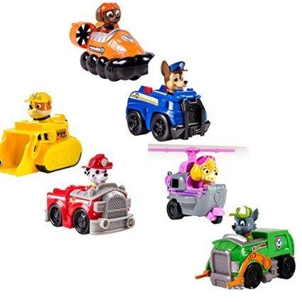 Juguetes-la-Patrulla-Canina-Toys-Car-Action-Pup-Multipack-2016-Nia-6pcs