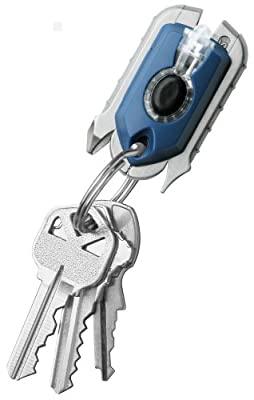 Swiss+Tech ST60508 Micro-Pro XL900 9-in-1 Key Ring Multi-Function Tool