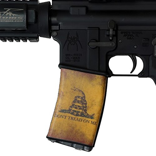 ultimate-arms-gear-2-pack-of-ar-mag-cover-socs-for-30rd-steel-aluminum-usgi-mags-dtom-dont-tread-on-