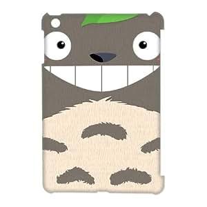 Ipad Mini 3D Custom Phone Back Case with Cute TOTORO Image