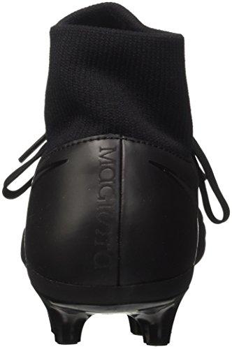 Nike Herren Magista Onda II DF FG Fußballschuhe Schwarz (Black Black 001)