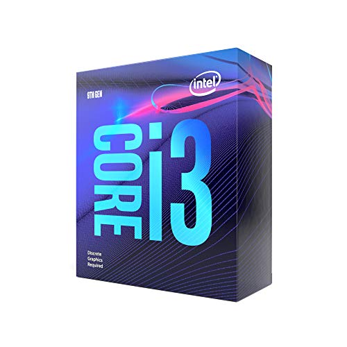 Build My PC, PC Builder, Intel Core i3-9100F