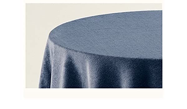 Belpla Blenda Falda de Mesa Camilla, 100% Poliester, Azul, 70-213 ...